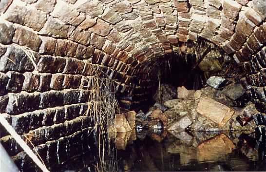 Tiefer Stollen der Grube St. Marienberg